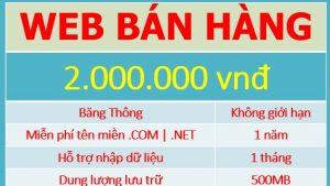 Read more about the article Đăng ký website bán hàng