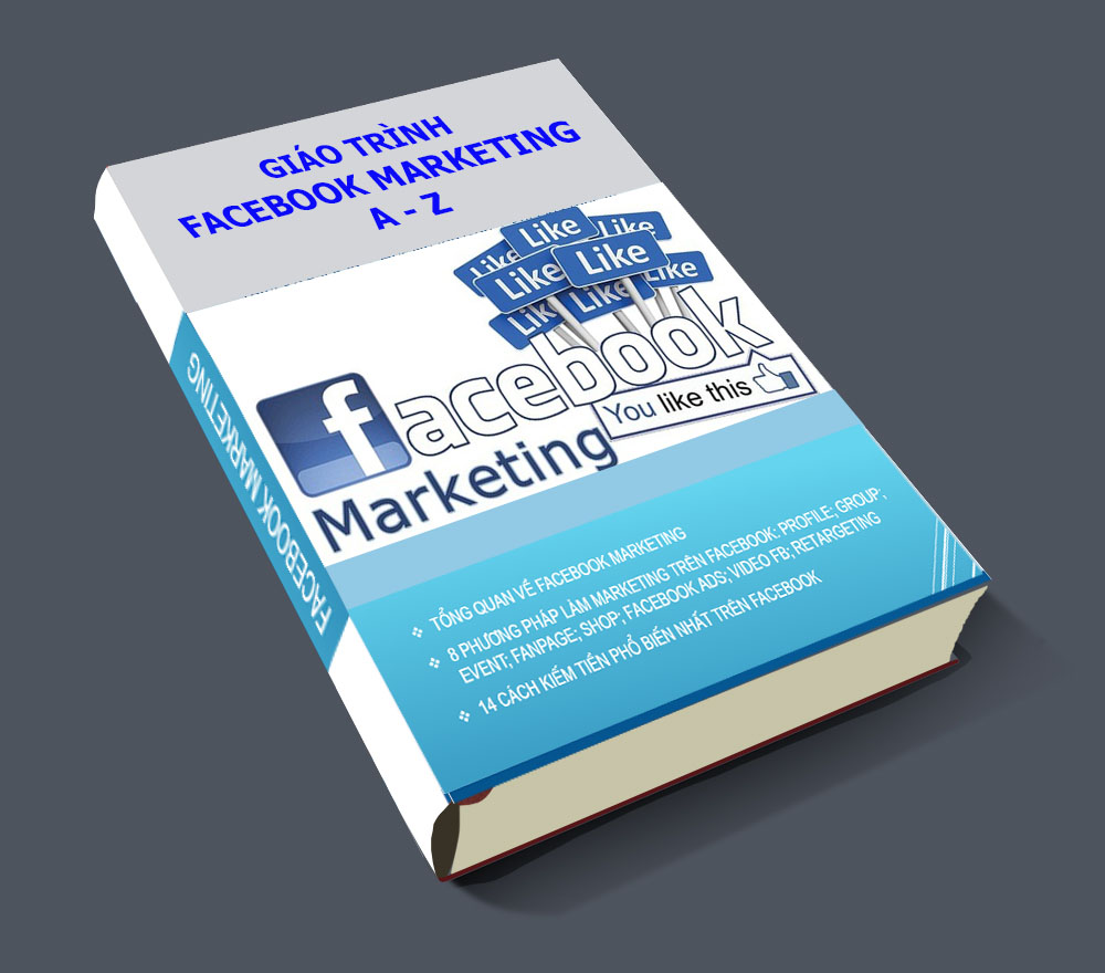 Read more about the article Tài liệu Facebook Marketing A-Z