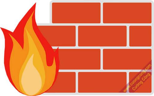tường lửa FirewallD