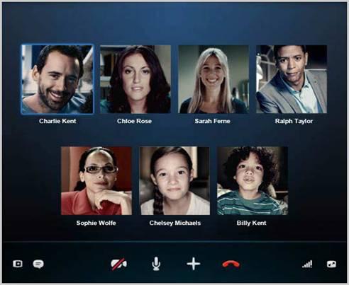 học trực tuyến skype