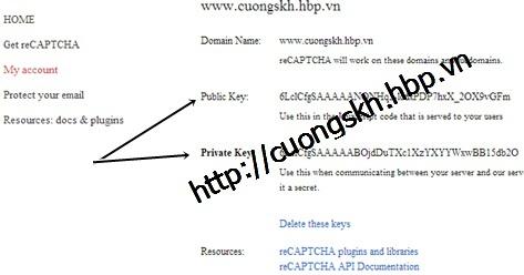 Kích hoạt và sử dụng Captcha trong Joomla