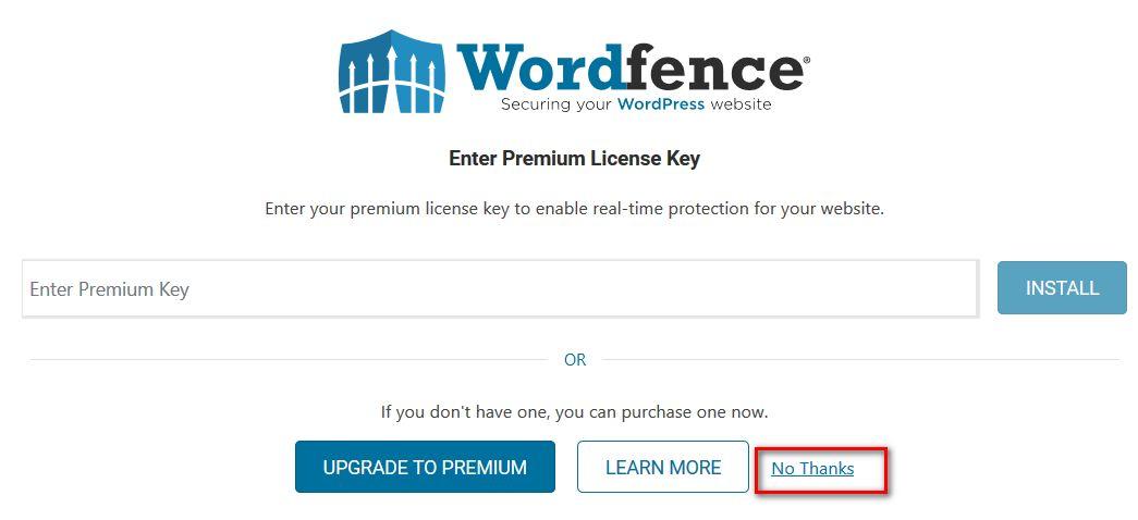 Wordfence Security – Plugin Bảo mật website wordpress