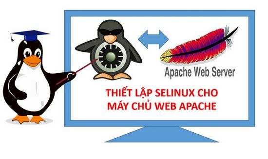 Read more about the article Thiết lập SELinux cho máy chủ web Apache